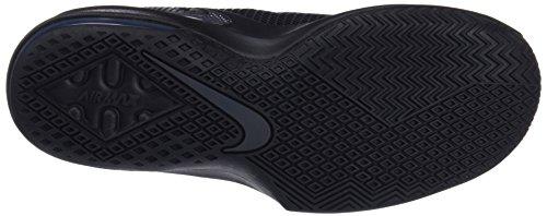 Nike Classic Men's Pullover Fleece Crew Black (Black/Black-Anthracite-Metallic Dark Grey 001) Hfubda84Qm