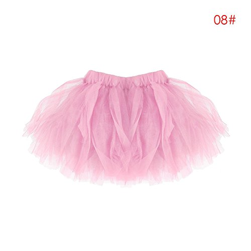 [cici store 1Pc Baby Kids Girls Women Mini Tutu Skirts Dress Party Photography Photo Props Costume Outfits (Baby,] (Watermelon Toddler Costume)