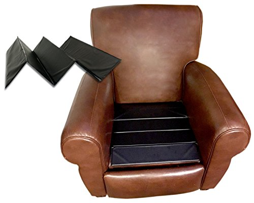 LAMINET Deluxe Extra Thick Sagging Furniture Cushion Support Insert| Seat Saver| New and Improved| Extend The Life of Your Armchair/Recliner | 60% Thicker