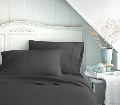 Bed Sheet Set by Becky Cameron Bedding - Deep Pocket Sheets - 1800 Series 4 Piece Set - Queen - Sage