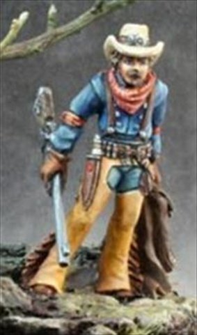 Reaper Miniatures 50298 Chrono Batt Ridgeley Sharpshooter