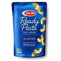Barilla 6-Pack of 8.5 Ounces Ready Pasta, Elbows Pasta