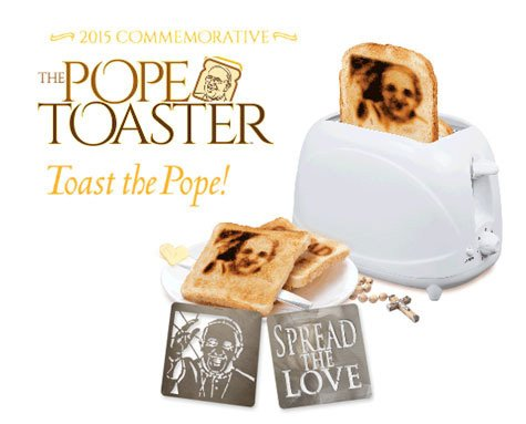 The 2015 Commemorative Pope - Novelty Commemorative