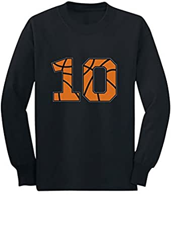 Amazon.com: Basketball 10th Birthday Gift for Ten Year Old