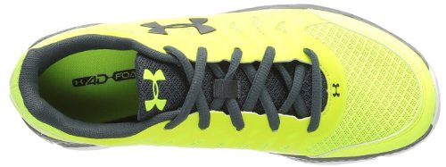 Under Armour Micro G Engage - Zapatillas de running Amarillo (Gelb (High-Vis Yellow / White /  / Lead 731))