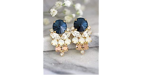 98c6421a1a2d Amazon.com  Bridal Statement Earrings