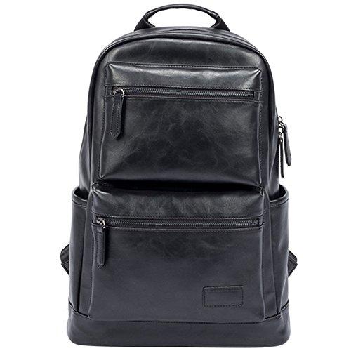 Leather Luggage Cart - 5