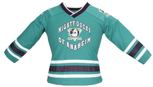 NHL Retro Anaheim Mighty Ducks Toddlers Jersey