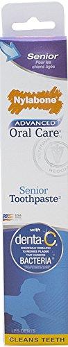 Nylabone Advanced Oral Care 2.5oz Senior Dog Toothpaste