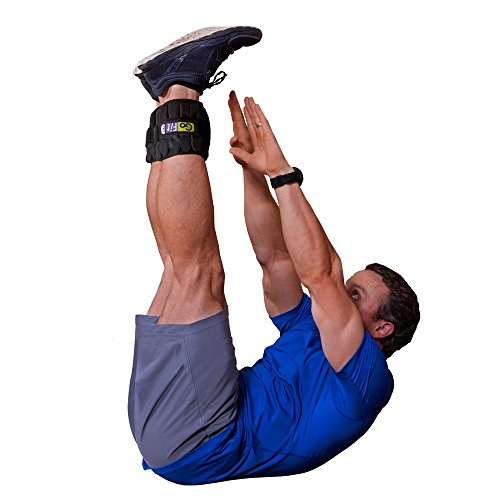 Adjustable Weights Ratings: GoFit Adjustable Ankle Weights