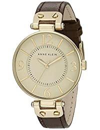Anne Klein 10/9168IVBN Reloj para Mujer, color Ivory