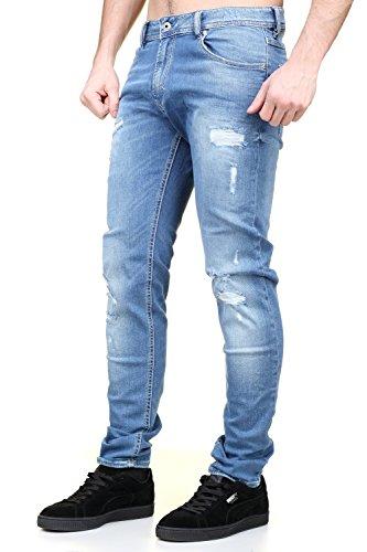 Moos Bleu Ezzy Jeans Kaporal Destroy cWaZBHU6H