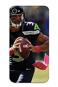 Guidepostee High-quality Durability Case For Iphone 4/4s(seale Seahawks Football Nfl 7 )