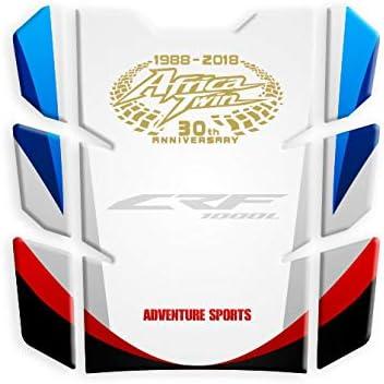 Protection du R/ÉSERVOIR Africa Twin CRF 1000 L Adventure Sports GP-540 Gray
