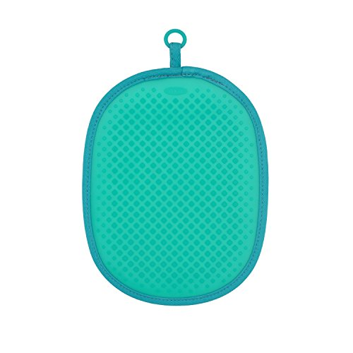 OXO Good Grips Silicone Pot Holder- Teal