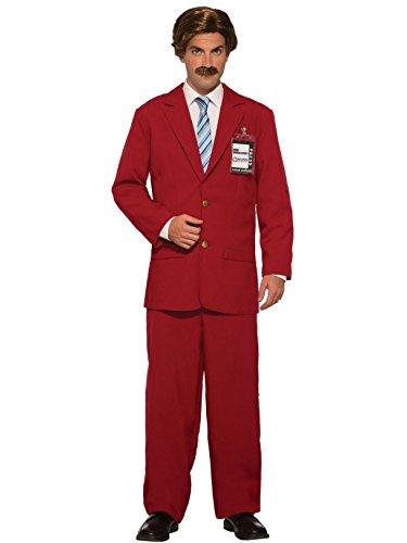 Forum Novelties Anchorman-Leisure Suit-Std, Multi Color]()
