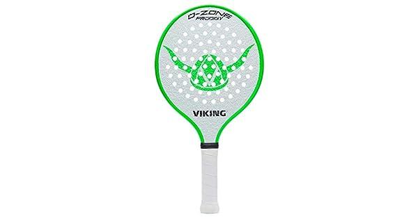 Amazon.com: Viking O-Zone Prodigy Paddle 4 1/4: Sports ...