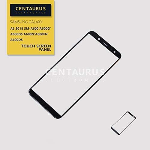 Vidrio de pantalla táctil frontal para Samsung A6 2018(G2S1)