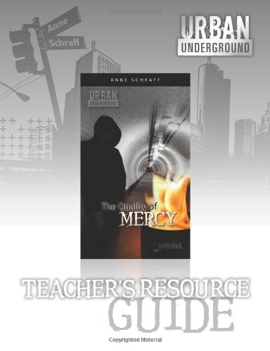 Read Online The Quality of Mercy Digital Guide (Urban Underground) ebook