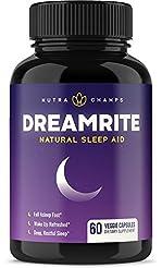 DREAMRITE Natural Sleep Aid - Non-Habit ...