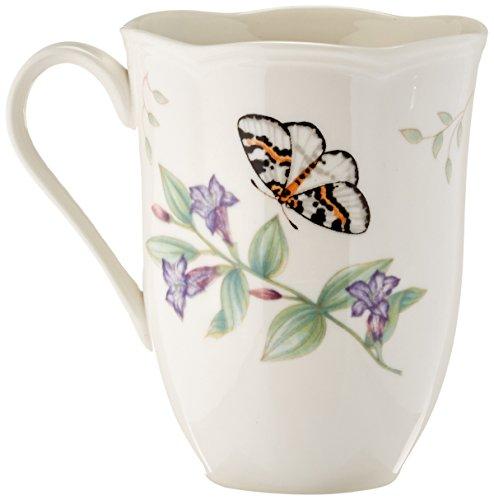 091709499707 - Lenox Butterfly Meadow 18-Piece Dinnerware Set, Service for 6 carousel main 20