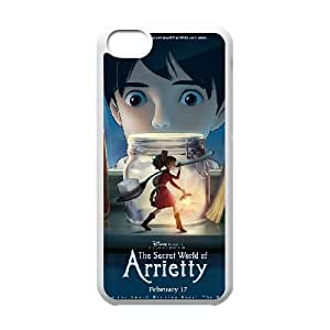 iphone5c cell phone cases White Secret World of Arrietty fashion phone cases HRE4520262