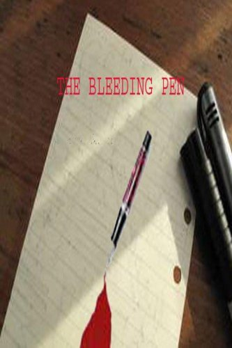 The Bleeding Pen [Green, Mr Gerald - Green, Gerald] (Tapa Blanda)