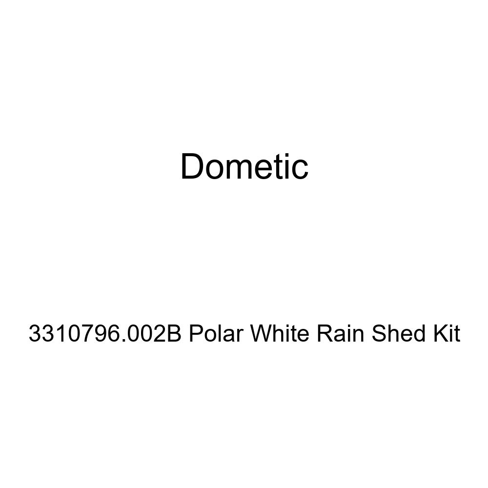 Dometic 3310796.002B Adjust Arm Front Side with Rainshed Shock-Polar White