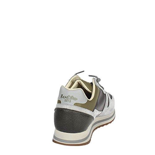 Uomo Sneakers Leggenda T4599 Lotto Grigio 44 Bassa 0wgIq