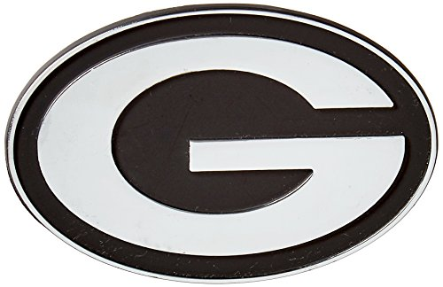 NFL Green Bay Packers Premium Metal Auto (Green Bay Packers Auto Emblem)