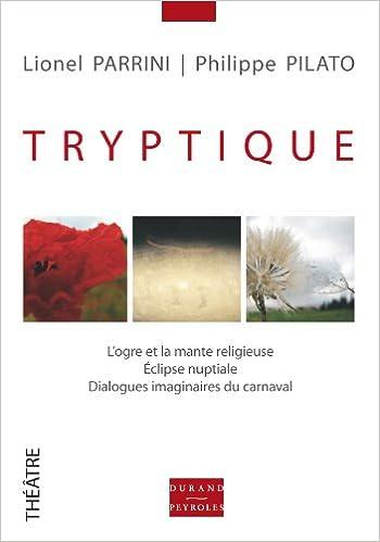Livre gratuits en ligne Tryptique pdf