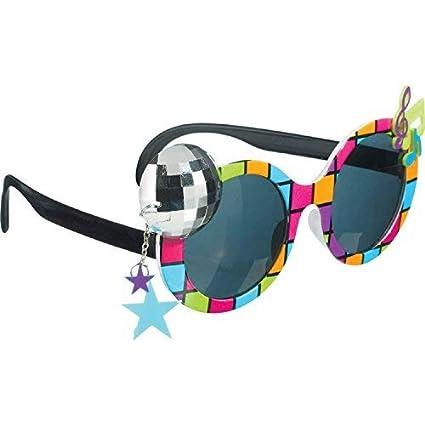 Amazon.com: Gafas de sol para hombre y mujer, diseño de bola ...