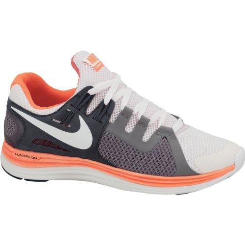 Nike Kvinnor Lunarflash + Löparskor Pärla Orange / Summit Vit / Total Crmsn