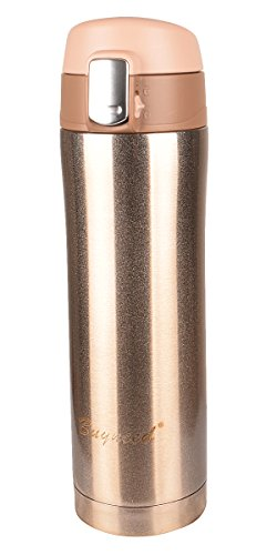 Insulated Stainless Beverage Thermos Champagne product image