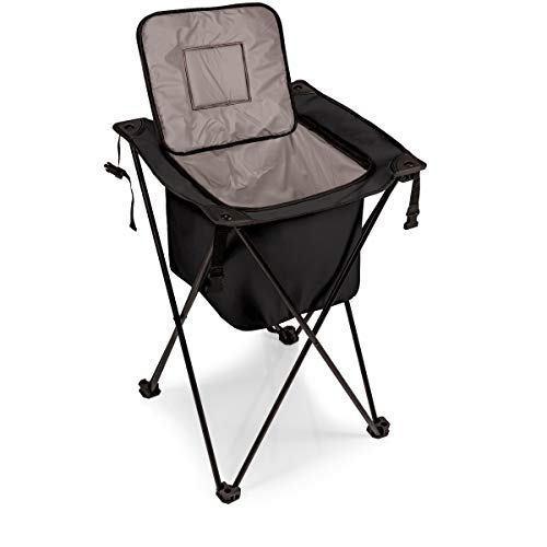 ONIVA – a Picnic Time Brand Sidekick Portable Cooler with Legs, Black