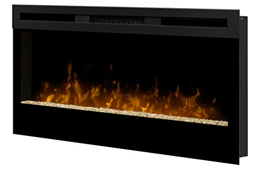 Best Buy Dimplex BLF34 Wickson Wall-Mounted Indoor Fireplace Black Reviews