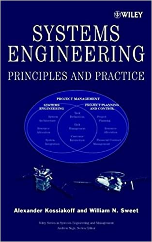 Systems engineering principles and practice alexander kossiakoff systems engineering principles and practice 1st edition fandeluxe Gallery