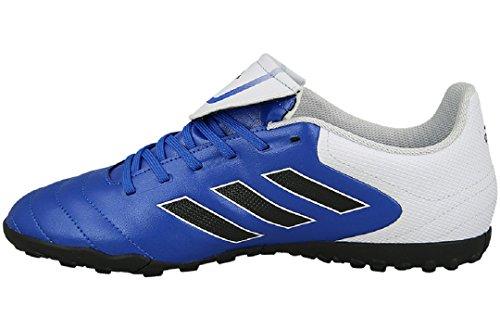 Adidas Copa 17.4 Tf, pour les Chaussures de Formation de Football Homme, Rouge (Azul/Ftwbla/Negbas), 42 EU