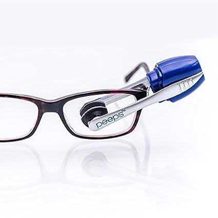 Portable Carbon clean injiziert Brillen Sonnenbrillen Reiniger Presbyopie Brille 5pcs Blau Zantec Sauber Brillen