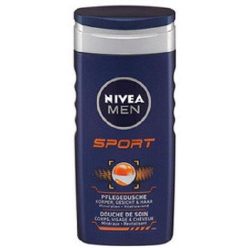 Nivea Men Sport Pflegedusche, 6er Pack (6 x 250 ml)