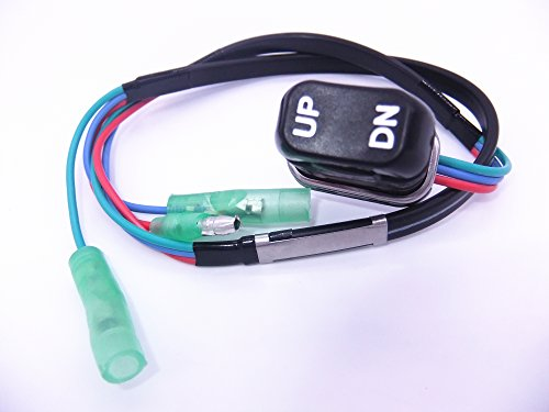 (SouthMarine 703-82563-02-00 703-82563-01-00 Trim & TILT Switch A for Yamaha Outboard Motors Remote Control 703-82563-02 703-82563-01)