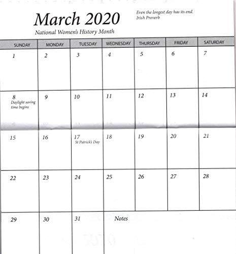 Ocean Blue 3 Year 2021 2022 2023 Pocket Calendar Planner Date Book ...