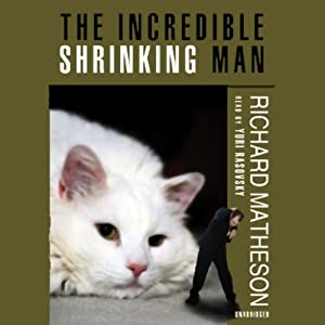The Incredible Shrinking Man Hörbuch