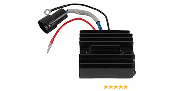 6-wire VOLTAGE REGULATOR RECTIFIER 67F-81960-11  for Yamaha 80-100 HP 4 Stroke