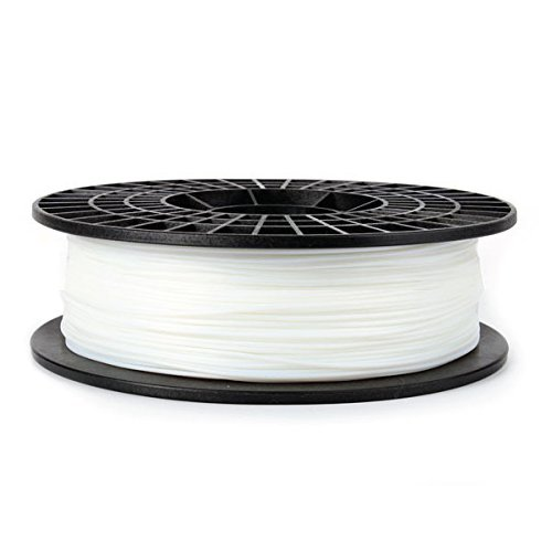 CoLiDo d'impression 3D 1.75mm PLA Filament Spool, 0.5kg flexible blanc LCD015WQ7J