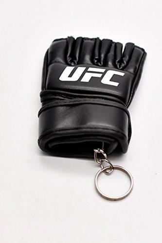 UFC Primary Logo Glove Keychain, Black