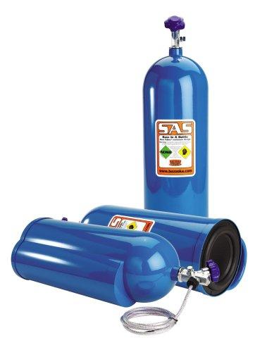 [Bazooka NOS8 8-Inch Nitrous Bottle] (Nos 8 8
