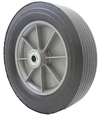"12ARMSW 12/"" Semi Pneumatic Wheel for Rubbermaid® Tilt Trucks 3//4/"" Ball Bearings"