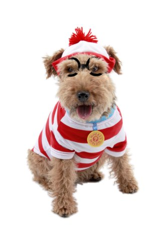 Elope Woof Dog Costume, Medium ()
