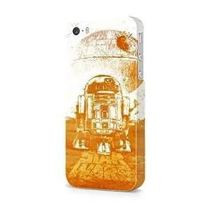 JiHuaiGu (TM) iPhone 4 4S funda Star Wars Trilogy personalizado temático iPhone 4 4S funda HG7401